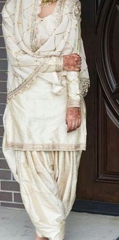 for enquiry kindly whats app EMAIL: nivetasfashion . we can make any color combination < INTERNATIONAL DLIVERY , punjabi salwar suit in india, boutiques in india White Punjabi Suits, Punjabi Salwar Suits, Punjabi Dress, Patiala Salwar, Pakistani Suits, Indian Suits, Indian Attire, Pakistani Dresses, Indian Wear