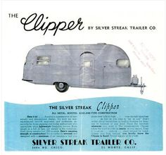 Silver Streak Clipper ... das Kultfahrzeug .... for sale in Germany and Europe ..... restored by Airstream4U ... promotions .. events .. road show ..
