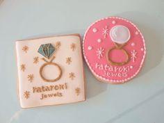 ring ring cookies