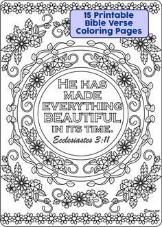 Marvelous Adult Bible Coloring Pages 40  Printable Bible Verse