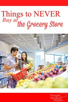 Think everything at the grocery store is fit to buy? Think again. This will definitely get you thinking and offers some great money saving tips. Ways To Save Money, Money Saving Tips, Mom Blogs, Grocery Store, Frugal, Great Recipes, Mindfulness, Raising, Thursday