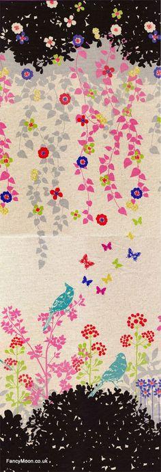 Wish, Echino Etsuko Furuya, Kokka Designer Fabric