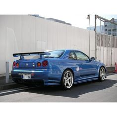 Nissan GT-R -Skyline love...