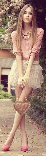 Beautiful Girly Style