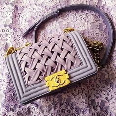 Lilac goodness #Chanel