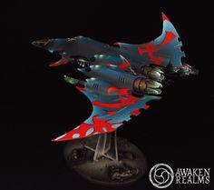 Dark Eldar Voidraven Bomber