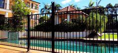 Aluminium Pool Fencing - Swimming Pools Brisbane