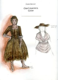 MARY 'DABBY' BRYANT – after a Cornish convict sent to Australia. She became one of the first successful escapees from the fledgling Australian penal colony. Penal Colony, Our Country, Cool Costumes, Costume Design, Character Inspiration, Black Hair, Drama, Scene