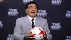 """Maradona, sobre Venezuela: """"Cuando Maduro ordene, estoy vestido de soldado"""""""