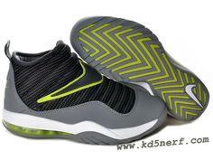 brand new 627fd da757 Nike Air Max Shake Evolve Rodmans Reborn Black Gray Green 2013