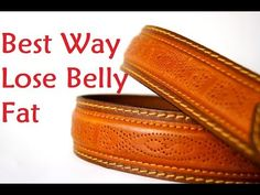 Best Way Lose Belly Fat - Lose Stomach Fat Fast
