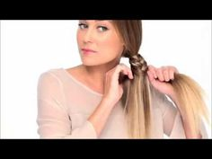 Fishtail braid with Lauren Conrad- the best one yet!!!!! really