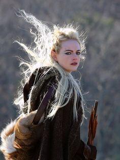 Эльфийская лучница: Эмма Стоун изменилась для роли (фото 2)