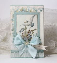 Happy Easter with the Easter Greetings paper collection