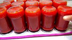 Reteta Sos de rosii cu ardei pentru iarna