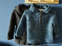 Baby Knitting Patterns Sweter free pattern Ravelry: Seamless Baby Hooded Pullover by Maggie van Buiten Baby Knitting Patterns, Baby Sweater Patterns, Baby Boy Knitting, Knit Baby Sweaters, Knitted Baby Clothes, Knitting For Kids, Free Knitting, Baby Knits, Baby Boy Sweater