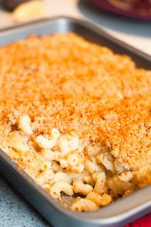 This is vegan: The Best Vegan Mac And Cheese Hi guys, this is natalie. I just made this for dinner tonight and it is absolutely incredible. You should try it!!! love nat.