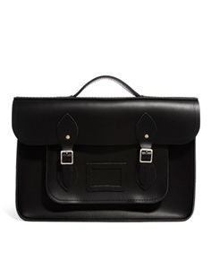 """The Cambridge Satchel Company 15"""" Leather Backpack"""