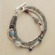 NIGHT SKY BRACELET - Wrap & Multi-Strand - Bracelets - Jewelry - Categories | Robert Redford's Sundance Catalog