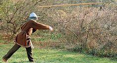spear throw