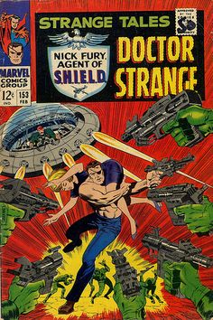 Strange Tales 153 [Feb 1967]