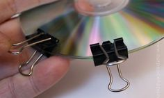 Make your shiny CD's useful again with these clever upcycles