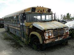 "ford school bus 1962   Dodge S500 school bus 1961-1964 - Oldiesfan67 ""Mon blog auto"""