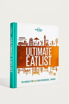 Shop Lonely Planet's Ultimate Eats at Urban Outfitters today.