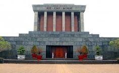 Le mausolée du président Ho Chi Minh