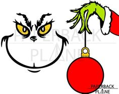free grinch face svg files for cricut - Yahoo Image Search Results Grinch Christmas Decorations, Grinch Christmas Party, Grinch Ornaments, Grinch Party, Christmas Vinyl, Christmas Crafts, Christmas Ornaments, Christmas Ideas, Christmas Games