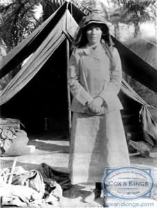 Gertrude Bell was not one to live a quiet life. She travelled the world twice; climbed mountains in Switzerland to become the finest woman mountaineer of her time; studied archaeology and also managed to learn a number of languages.
