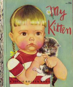 Eloise Wilkin My Kitten