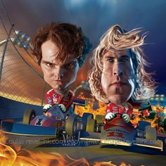 Rush. A biographical sports drama film centered on the rivalry between Formula One drivers James Hunt (Chris Hemsworth) and Niki Lauda (Daniel Bruhl).