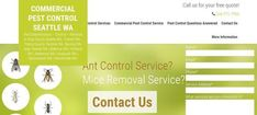 To get rid of ants,roaches,bed bugs,mouse,mice,rats, bugs, insects or other pests and keep them gone, you need an expert exterminator who is familiar with pest problem in your home or business, there are many benefits to choosing a local pest control service to the Redmond, Kirkland, Issaquah, Samammish WA area. #youcancheck http://ampmexterminators.com/