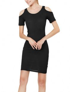 74f85eea8938 #Ladiesfashionpost Fitted Midi Dress, Bodycon Dress, Stretchy Material, Women's  Fashion Dresses,