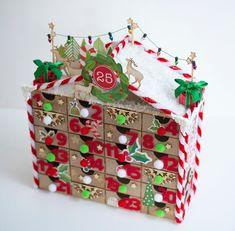 Crafty by AgnieszkaBe: I-Kropka Advent Calendar, Crafty, Holiday Decor, Home Decor, Interior Design, Home Interior Design, Home Decoration, Decoration Home, Interior Decorating