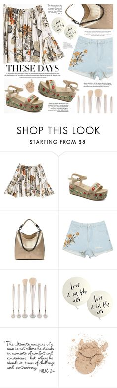 """""""Golden Summer"""" by katjuncica ❤ liked on Polyvore featuring Kate Spade"""