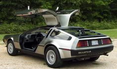 Back left - DeLorean DMC-12 – Wikipedia