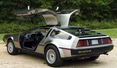 Back left - DeLorean DMC-12 – Wikipedia