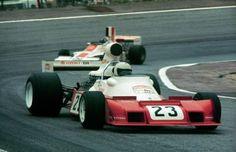 1974  Trojan T103 - Ford (Tim Schenken)
