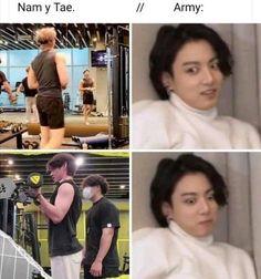 Bts Taehyung, Bts Bangtan Boy, Bts Boys, Bts Jungkook, Bts Funny, Bts Memes Hilarious, Foto Bts, Bts Photo, K Pop