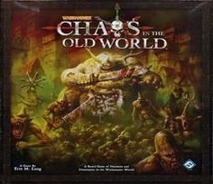 Chaos in the Old World on BoardGameGeek