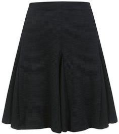#missselfridge.com        #Skirt                    #Godet #Skater #Skirt     Rib Godet Skater Skirt                              http://www.seapai.com/product.aspx?PID=1064230