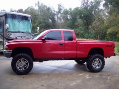 lifted dodge dakota truck | Lifted Trucks Classifieds
