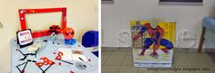 Compleanno tema Spiderman - Spiderman theme party