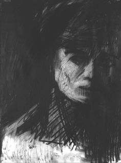 View Head of Sheila Fell by Frank Auerbach on artnet. Browse upcoming and past auction lots by Frank Auerbach. Frank Auerbach, Leon Kossoff, Charcoal Portraits, A Level Art, Chiaroscuro, Life Drawing, Drawing Lessons, Portrait Art, Cool Drawings