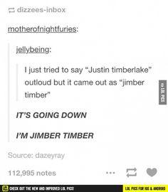 I'm Jimber Timber