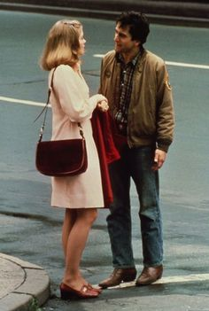 Maybe they're born with tendencies either way, but its the way you live your life that matters. Al Pacino, Hugo Cabret, Cybill Shepherd, Non Plus Ultra, Mode Ootd, Movie Shots, Film Inspiration, Movie Couples, Martin Scorsese