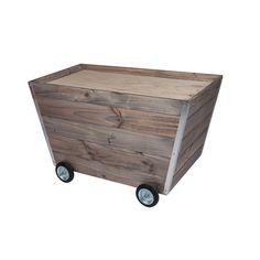 Valiant Furniture Hire - Industrial Mining Cart