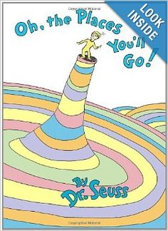 A perennial favorite, Dr. Seuss's wonderfully wise graduation speech is the perfect send-off for children starting out in the world, be they nursery school, high school, or college grads! From soaring to high heights and seeing great sights to being left in a Lurch on a prickle-ly perch, Dr. Seuss addresses life's ups and downs with his trademark humorous verse and illustrations